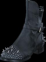 Fashion By C - Rock 'n' roll boot Black