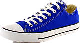 Converse - Chuck Taylor All Star Low Blue
