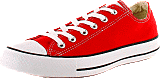Converse - Chuck Taylor All Star Low Red