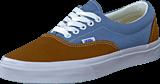 Vans - U Era (Golden Coast) Brown/Blue