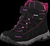 Treksta - Zeke Lace GTX High Black/pink