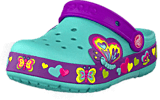 Crocs - Crocs Lights Butterfly Clog PS