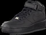 Nike - Air Force 1 Mid (Gs) Black
