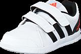 Adidas Sport Performance - Lk Trainer 7 Cf I White/Core Black/Solar Red