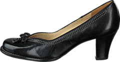Clarks - Bombay Lights Black Leather