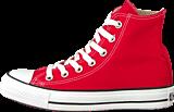 Converse - All Star Canvas Hi Canvas Red