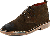 Marc O'Polo - Dessert Bootie Brown Suede