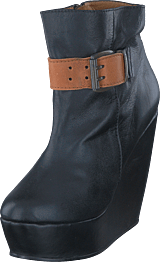 Minimarket - Balder Black Leather