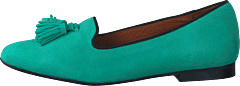 Shoe Biz - 3449 Suede Green