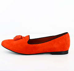 Shoe Biz - 3449 Cipro Orange
