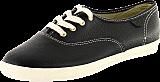 Keds - Champion Basic Black Leather