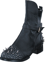 Fashion By C - Rock 'n' roll boot Black