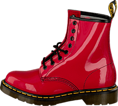 Dr Martens - 1460 Red Patent
