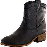 Duffy in Leather - 52-04106-01 Black