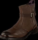 Mexx - Abel 4B LTHR Shoe Dark Brown