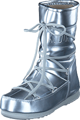 Moon Boot - P. Jump MId Silver