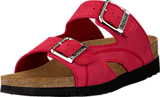 Scholl - Moldava Wedge Red