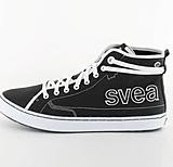 Svea - Lund 14 Black Waxed Canvas