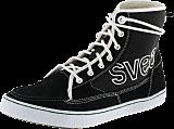 Svea - Lund 16 Black Suede , Nylon