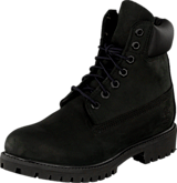 Timberland - 6 in Premium Black