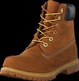 Timberland - 6in Premium Rust