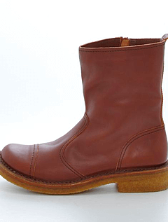 Swedish Hasbeens - Danish Boot Cognac