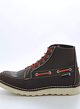 Muddus - Bastad Brown/Red