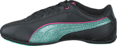 Puma - Tallula Glamm JR Black/Mint