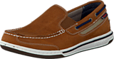 Sebago - Triton Slip on Tan/White