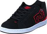 DC Shoes - Net Black/Red