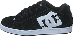 DC Shoes - Net Black/Black/White