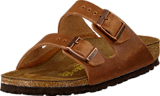 Birkenstock - Arizona Antik Slim Brown
