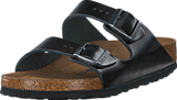 Birkenstock - Arizona Slim Soft Metallic Anthracite