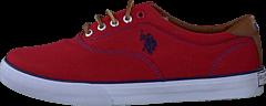 U.S. Polo Assn - Dalan Red/Brw