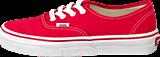 Vans - U Authentic Red