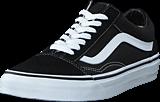 Vans - U Old Skool Black/White