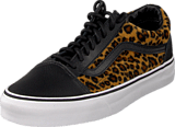 Vans - U Old Skool Leopard Leathr
