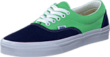 Vans - U Era (Golden Coast) Blue/Cabbage