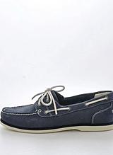 Timberland - EK Classic Unlined Boat Shoe Navy