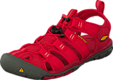 Keen - Clearwater Cnx Barberry/Hot Coral