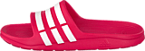 adidas Sport Performance - Duramo Slide K Vivid Berry/White