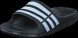 adidas Sport Performance - Duramo Slide K Black 1/Running White Ftw/Blac
