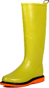 Ilse Jacobsen - Womens Long Rubber Boot