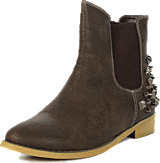 Nelly Shoes - Kate Stud Boot