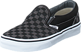Vans - Classic Slip-On (Checkerboard) Blk/Pewter