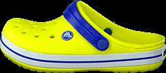 Crocs - Crocband Kids Citrus/Sea Blue