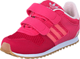 adidas Originals - Zx 700 Cf I Craft Pink/Ray Pink/White