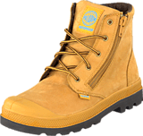 Palladium - Pampa Hi WATERPROOF Kids Amber Gold