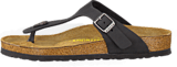 Birkenstock - Gizeh Regular Black Leather
