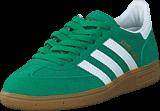 adidas Originals - Spezial Bold Green/Ftwr White/Gold Met